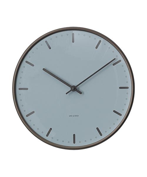 43645 CityHall Wall Clock 290mm