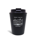 NORDIC Feeling ORIGINAL WALLMUG SLEEK BLACK